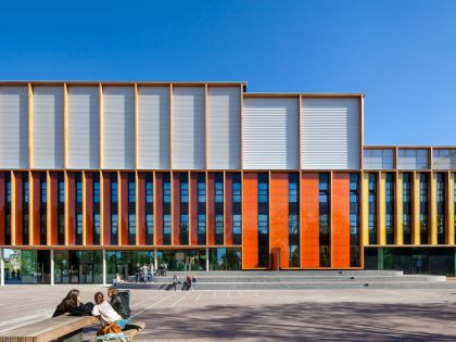 Paul de Ruiter Architects – Project: Het 4e Gymnasium